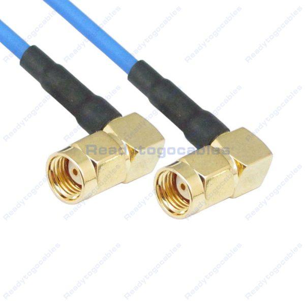 RA RP SMA Male To RA RP SMA Male RG405 Cable