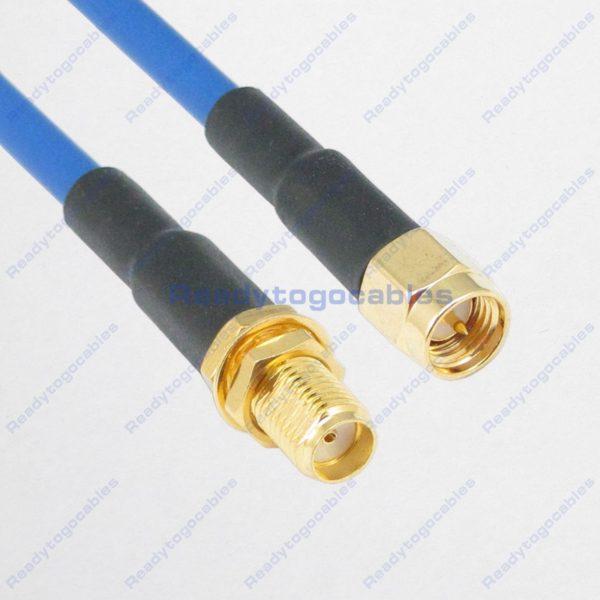 SMA Female To SMA Male RG402 Cable