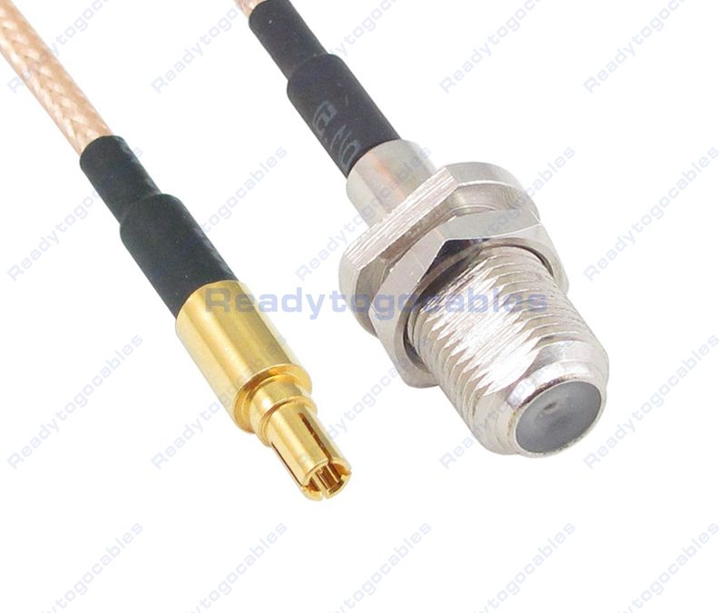 CRC9 Male To F Female RG316 Cable