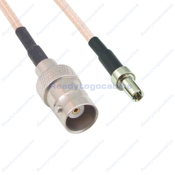 BNC Female To TS9 Male RG316 Cable