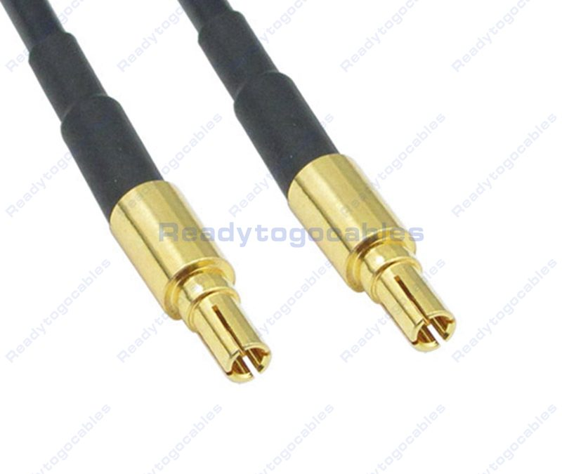 CRC9 Male To CRC9 Male RG174 Cable