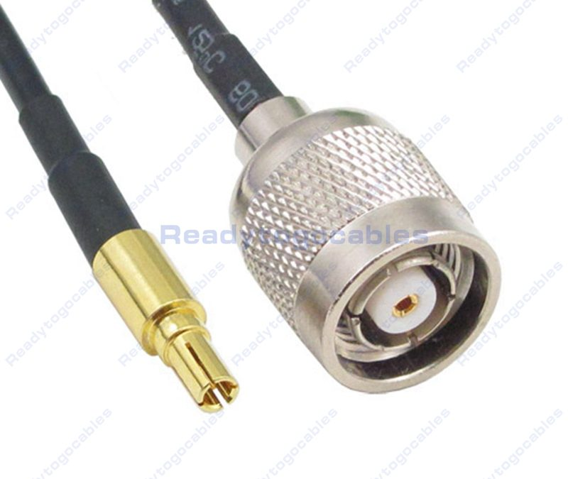 CRC9 Male To RP TNC Male RG174 Cable