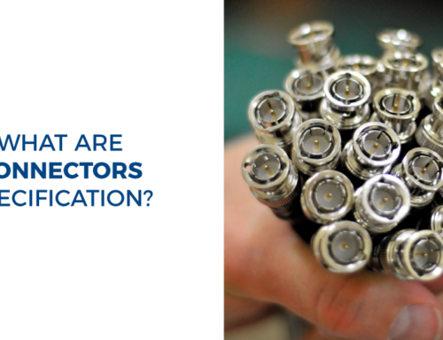 What are connectors specification?