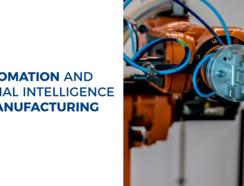 Automation and Artificial Intelligence in Manufacturing