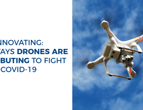 Innovating: Four Ways Drones Are Contributing To Fight Covid-19
