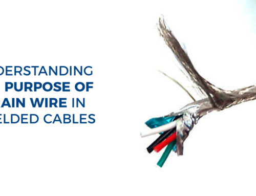 Understanding The Purpose Of Drain Wire In Shielded Cables